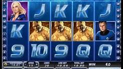 Fantastic Four Kasyno ! Stargames wygrana!