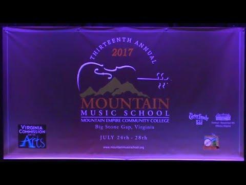 MECC - Mountain Music School Concert Day 1 - 7/24/17