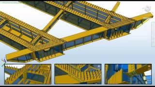 видео Проектирование металлоконструкций