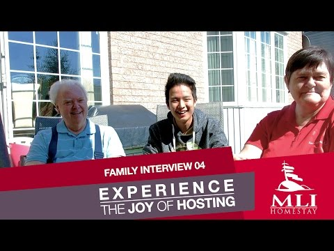 MLI Host Family Experience – Students ...
