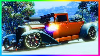 GTA 5 Online - Rare Vehicles Going Away, EASY GTA Money & Exclusive Clothing Items! (GTA 5)