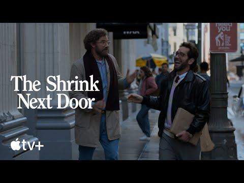 The Shrink Next Door reúne a Will Ferrell y Paul Rudd