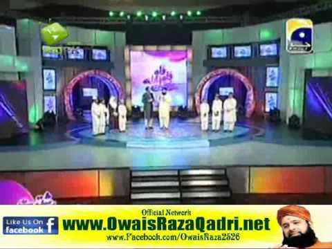 Download Owais Raza Qadri - Wah Wah Subhan Allah -Naat Khawan Audition  - 20th August 2011 Part  1