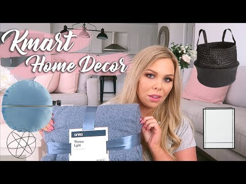 Kmart Home Decor Event & Haul VLOG