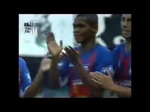Gol e hino: Friburguense, no Maracanã (Globo RJ - versão 1)