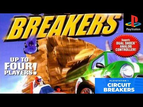CIRCUIT BREAKERS PLAYSTATION 1 |