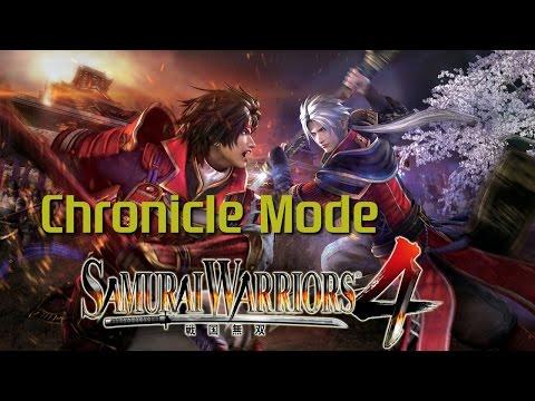 Samurai Warriors 4 [PS4] | CAW + Chronicle Mode (Ep.8)
