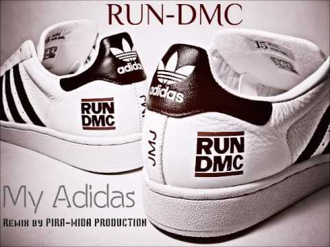 Run-Dmc My adidas Remix By Pira mida Prod