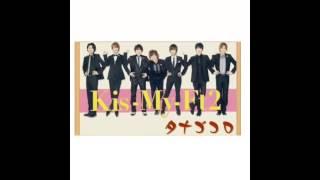 タナゴコロ / Kis-My-Ft2 【歌ってみた】 〜たかまつさくら〜