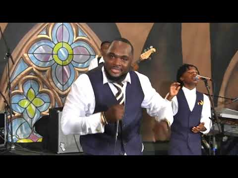 Terrell Rogers & Men Of Destiny - He'll Take Care Of You