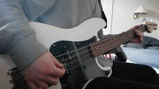 Mac DeMarco - Finally Alone Bass w Tab