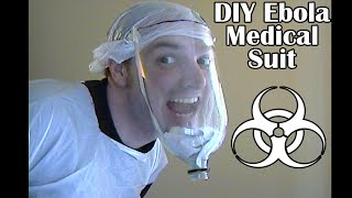 Ebola protection - diy homemade medical suit (dr. n00bz lab ep41) if you like what we are doing here, please don't forget to subscribe, and share! pleas...