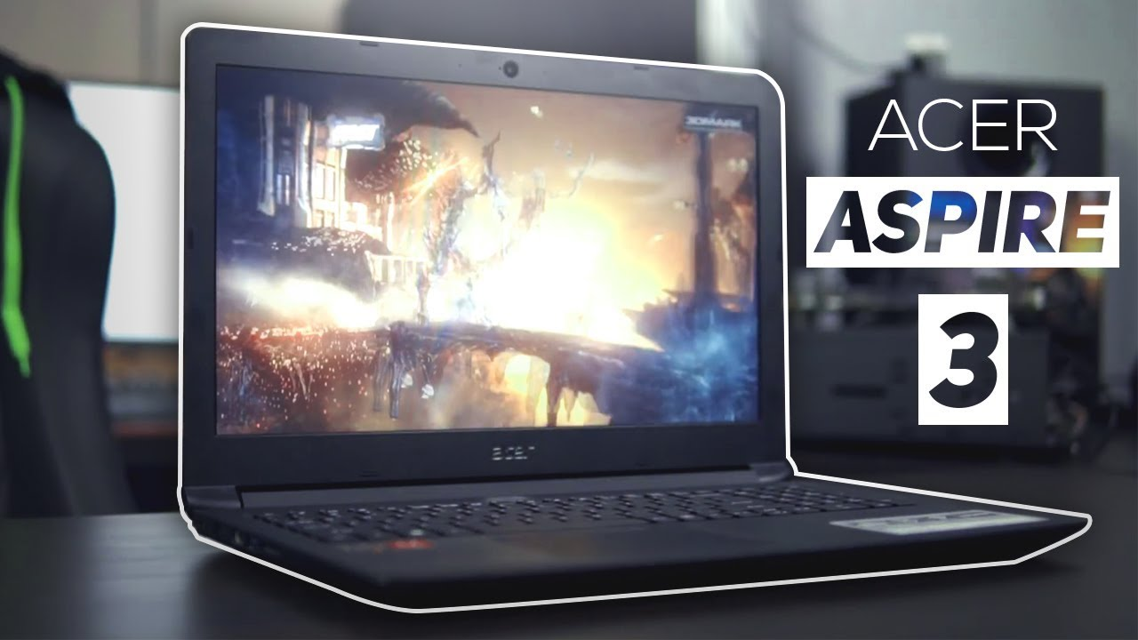 Acer Aspire 3 Review! - Great Cheap Ryzen Laptop! - YouTube