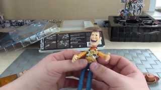 История Игрушек - Вуди - Фигурка | Toy Story: SCI-FI Revoltech WOODY(Фигурка Вуди из мультфильма