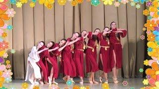 """Ideal Dance Family"" (г.Киев), Танец ""Веснянка"""