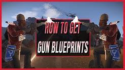 Rust How To Get Guns & Blueprints Fast 2019