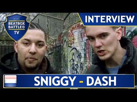 Sniggy & Dash from Holland - Interview - Beatbox Battle TV