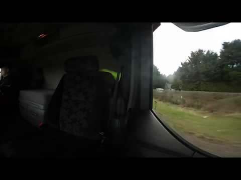 Scania R450 360 Camera Ride Along