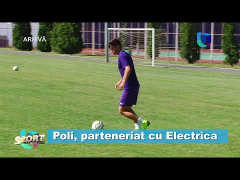 TeleU: Poli, parteneriat cu Electrica