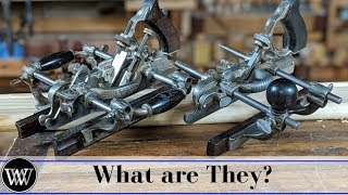 What is a Combination Plane Stanley 45 and 55
