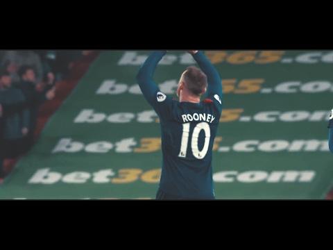 Wayne Rooney's Legacy by @aditya_reds