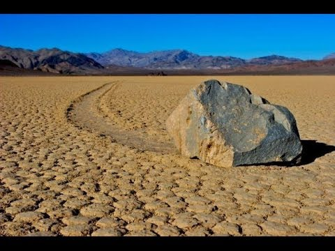 Sailing Stones of Death Valley - Paranormal Supernatural Documentary