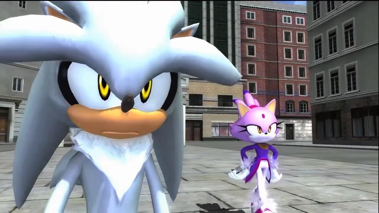 Sonic the Hedgehog 20 20   Treffen mit Blaze   German Fandub