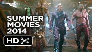 Summer Movies 2014 - Hot Blockbuster Movie Mashup HD