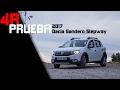 Prueba (Renault) Dacia Sandero Stepway 2017