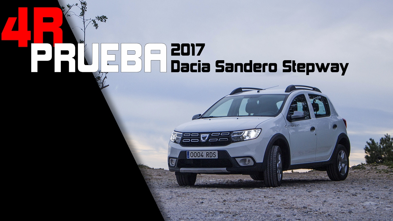 dacia sandero stepway 2017 test youtube. Black Bedroom Furniture Sets. Home Design Ideas