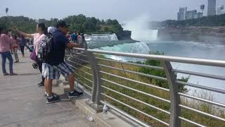 This is what Niagara Falls looks like!