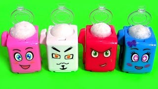 Mini Washing Machine Toy Moko Moko MokoWash  ??????????????????? Yogurt Japanese Candy Mokolet
