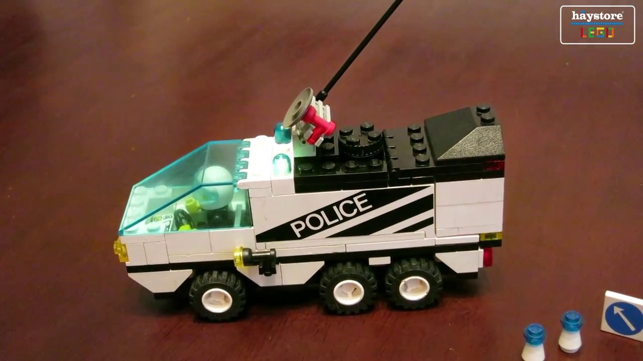 Lego 6430 Night Patroller Youtube