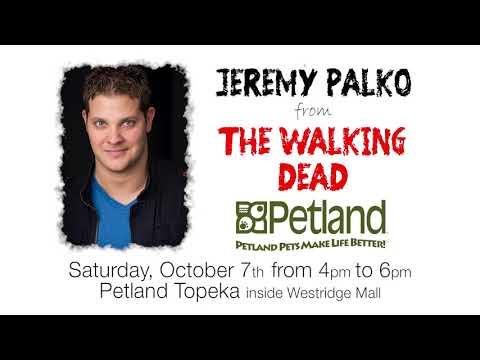 Weiner Dog Races - Jeremy Palko Appearance - Petland Topeka Kansas -