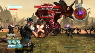 Defiance - This is what I call a MMO game!! [xbox 360]