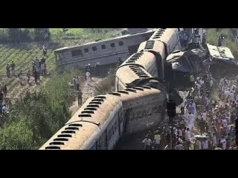 Top Train Accidents In India Shocking Train Accidents In India Viral Videos
