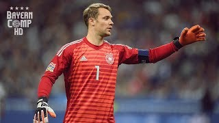 Manuel Neuer 2019 - Great Saves - Season Overall