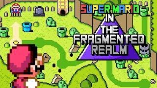Super Mario in the Fragmented Realm • Super Mario World ROM Hack (Longplay/Playthrough)
