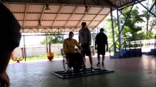 Национальный параолимпийский центр Украина в Евпатории(Всем привет, представляю на всеобщее обозрение моё корявое видео о Национальном параолимпийском центре..., 2013-10-13T18:55:05.000Z)