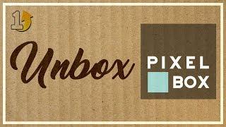 Unbox #1 - Pixelbox - Luty 2018