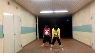 大国男児 Jumping dance