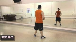 """Thriller"" Choreography by Vin Ianiello of Joni"