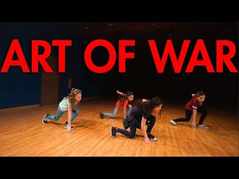 Bowie  Art Of War Dance  Mihran Kirakosian Choreography