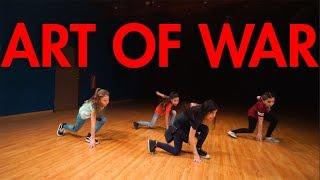 Bowie - Art Of War (Dance Video) Mihran Kirakosian Choreography