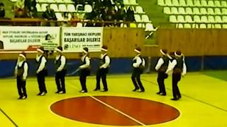 Sivas Halayı Kazım Karabekir Paşa İlköğretim Okulu Minikler Halay Ekibi Video