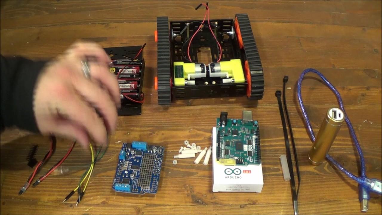 Rocky Rover: Robotic Vision System PixyCam & Arduino 101 - Arduino