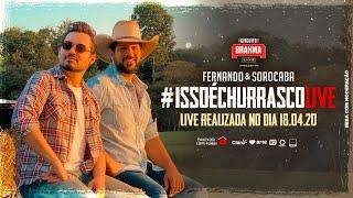 Live #IssoÉChurrasco - Fernando & Sorocaba | #FiqueEmCasa e Cante #Comigo