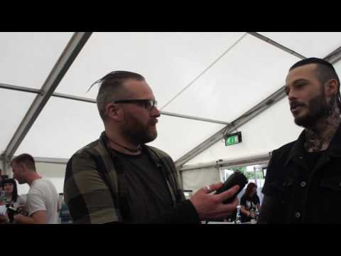 Motionless In White Interview Download Festival 2017