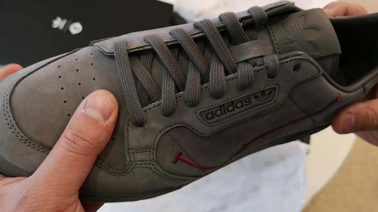 adidas Originals x TFL Continental 80 YouTube