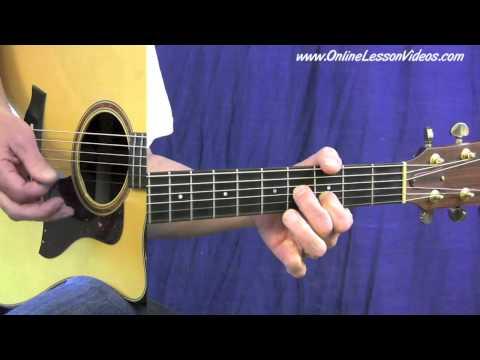 ACOUSTIC BLUES GUITAR SOLO #1 - Key of E by Steve Johnston